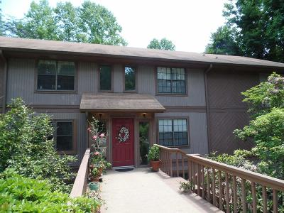 Rabun County Condo/Townhouse For Sale: 230 Stornoway Dr #3