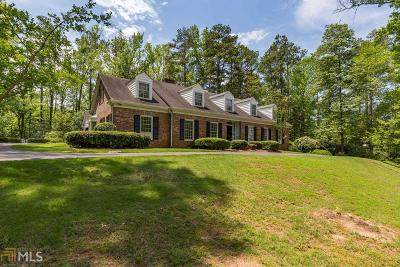 Coweta County Single Family Home For Sale: 2 Woodlane Dr
