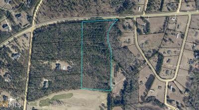 Statesboro Residential Lots & Land For Sale: Pulaski Rd #Lot 5A,5