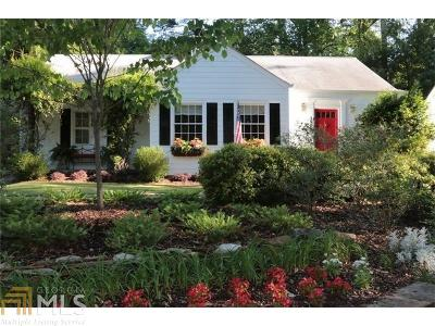 Dekalb County Single Family Home For Sale: 1238 University Dr