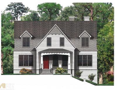 Sandy Springs Single Family Home For Sale: 2415 Spalding Dr