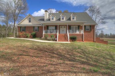 Walton County Single Family Home Under Contract: 635 Cheek Rd