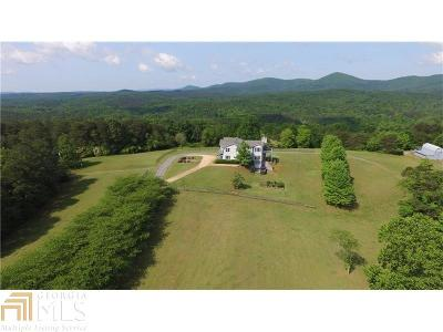 Pickens County Single Family Home For Sale: 460 Salem Church Rd