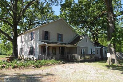 Elbert County, Franklin County, Hart County Single Family Home For Sale: 222 Reno Rd