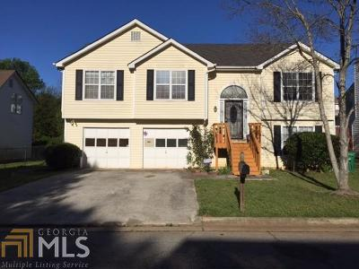 Dekalb County Single Family Home For Sale: 2477 Meadow Spring Dr