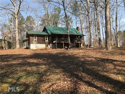 Forsyth County Single Family Home For Sale: 8460 Wallace Tatum Rd
