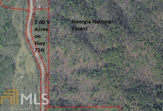 Map Of Georgia Hwy 75.11685 Highway 75 N Helen Ga Mls 8155848 Savage Real Estate