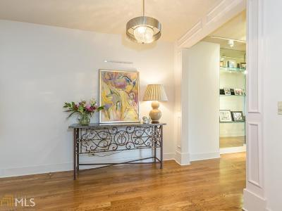 Park Place On Peachtree Condo/Townhouse For Sale: 2660 Peachtree Rd #19H