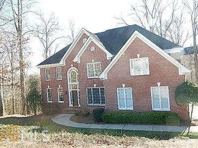 Alpharetta Single Family Home Under Contract: 800 Sweetbrier Dr