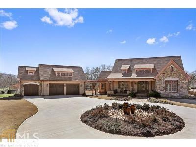 Cherokee County Single Family Home For Sale: 675 Gaddis Rd