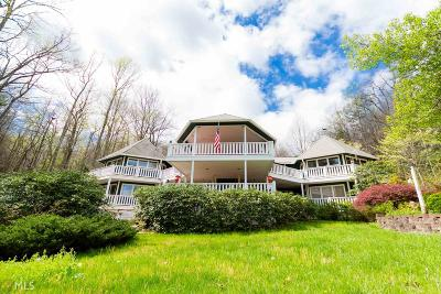 Rabun County Single Family Home For Sale: 739 Knob Dr