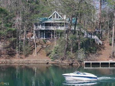 Clayton, Clarkesville, Tiger Single Family Home For Sale: 1913 E Wildcat Rd #2149