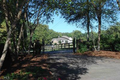 Powder Springs Single Family Home For Sale: 1790 Villa Rica Rd