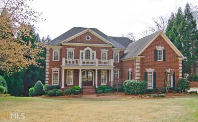 Marietta, Roswell Single Family Home For Sale: 4848 Rivercliff Dr