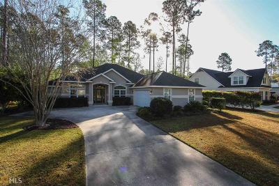 Osprey Cove Single Family Home For Sale: 105 Millers Branch Dr