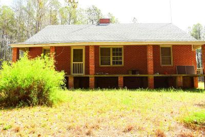 Monticello Single Family Home For Sale: 140 Bowden Rd