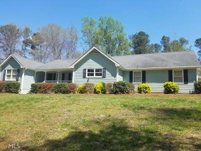 Rockdale County Single Family Home For Sale: 2000 McDaniel Mill Rd