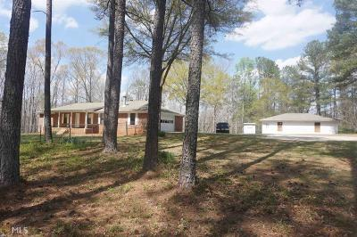 Newton County Single Family Home For Sale: 6535 Highway 20