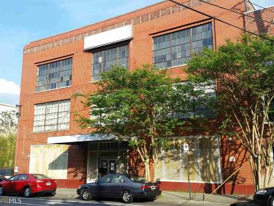 Atlanta Commercial For Sale: 316 Peters St