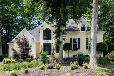 Cumming Single Family Home For Sale: 7045 Polo Hl