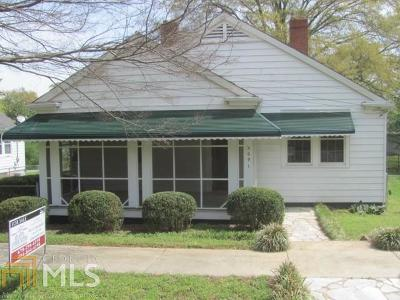 Cobb County Single Family Home For Sale: 5091 Newark Ave