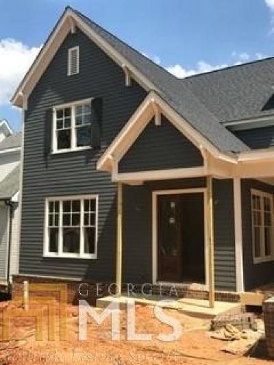 Norcross Single Family Home Under Contract: 330 Nesbit St #11