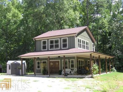 Coweta County Single Family Home For Sale: 220 Sam Rd