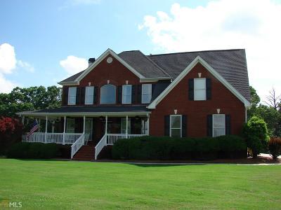 Monroe Single Family Home For Sale: 4540 Hidden Meadows Ln