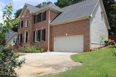 Suwanee Single Family Home For Sale: 2167 Merrymount Dr