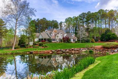Alpharetta, Alpharetta Johns Creek Single Family Home For Sale: 940 Pleasant Hollow Trl