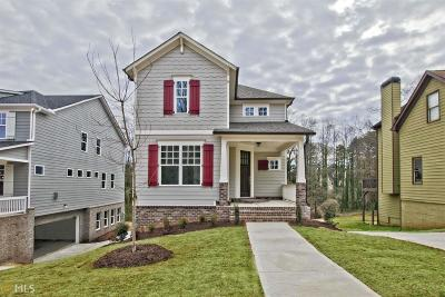 Ormewood Park Single Family Home For Sale: 1371 Custer Way