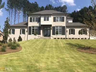 The River Club Single Family Home For Sale: 4855 Elkhorn Hill Dr
