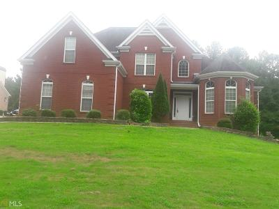 Rockdale County Single Family Home For Sale: 2565 Old Covington Rd