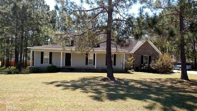 Statesboro Single Family Home For Sale: 2045 Pinemount
