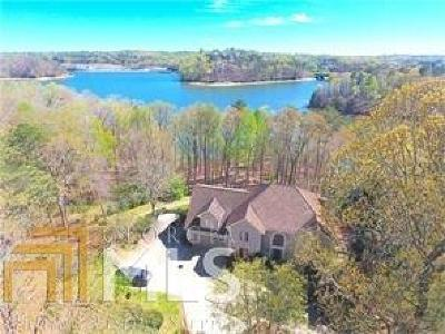 Cumming, Gainesville, Buford Single Family Home For Sale: 202 Lake Pointe Dr