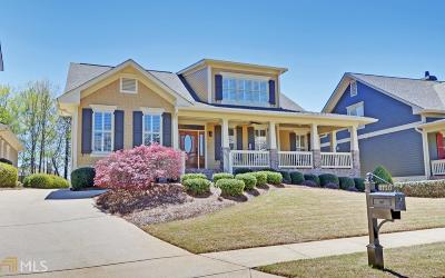 Braselton Single Family Home Under Contract: 2720 Muskogee Ln #6