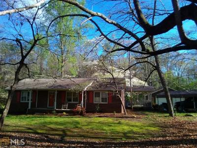 Single Family Home For Sale: 1214 White Hill School Rd