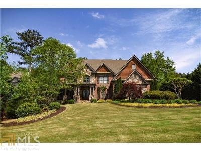 Alpharetta Single Family Home For Sale: 2770 Manor Bridge Dr