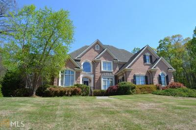 Snellville Single Family Home For Sale: 3450 Spain Rd