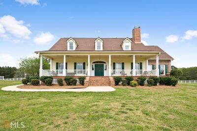 Griffin Single Family Home For Sale: 600 Hamil Rd