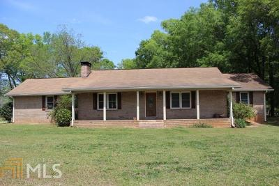 Fayette County Single Family Home For Sale: 888 Grant Rd