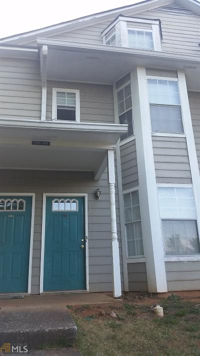 Clayton County Condo/Townhouse For Sale: 9408 Cypress Ln