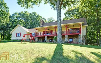 Single Family Home For Sale: 2938 Town Creek School Rd