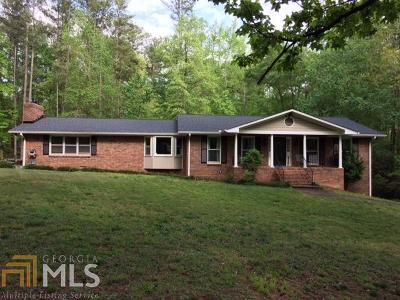 Clayton County Single Family Home For Sale: 9830 Fitzgerald Rd