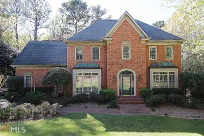 Fulton County Single Family Home For Sale: 430 Waterridge Ct
