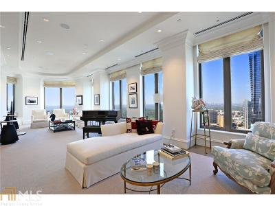 Mandarin Oriental Condo/Townhouse For Sale: 3376 Peachtree Rd #43B