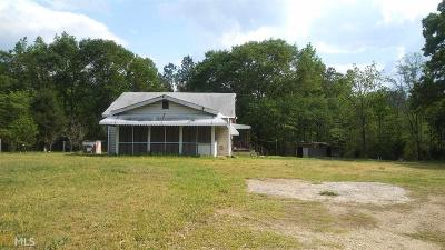 Clayton County Single Family Home For Sale: 9170 Old Poston Rd