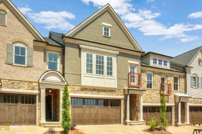 Condo/Townhouse For Sale: 605 Abbington River Ln