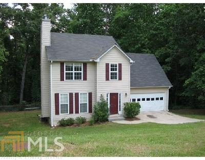 Gwinnett County Single Family Home Under Contract: 3420 Forrest Bend Ln