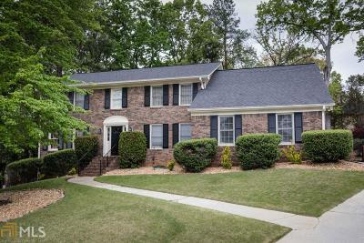 Dekalb County Single Family Home For Sale: 1756 Corners Cv